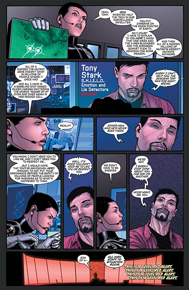click for super-sized previews of New Avengers (2004-2010) #16