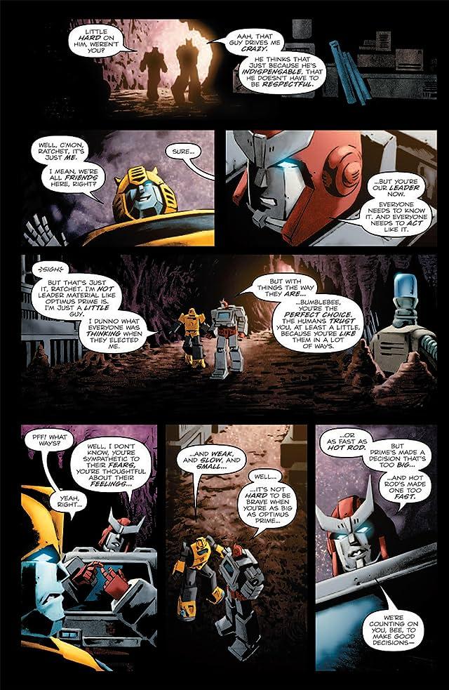 Transformers: Bumblebee #1