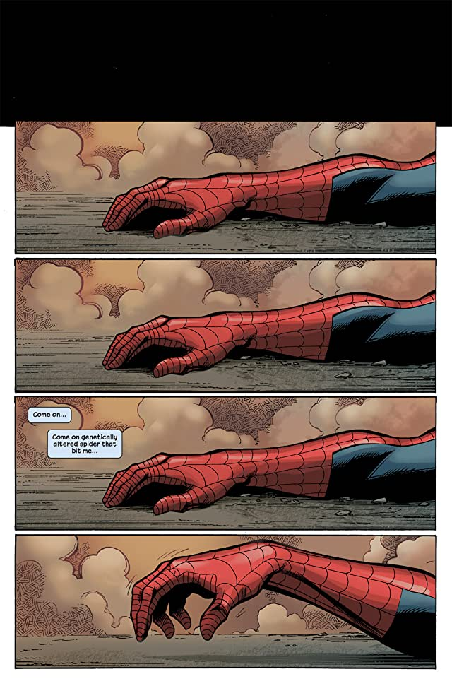 click for super-sized previews of Ultimate Comics Spider-Man (2009-2012) #158