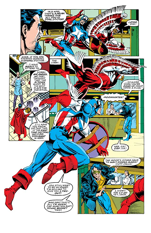 click for super-sized previews of Captain America (1968-1996) #409