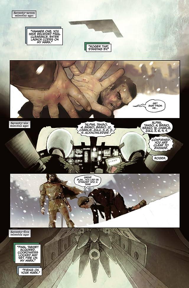 click for super-sized previews of Impaler Vol. 2 #1