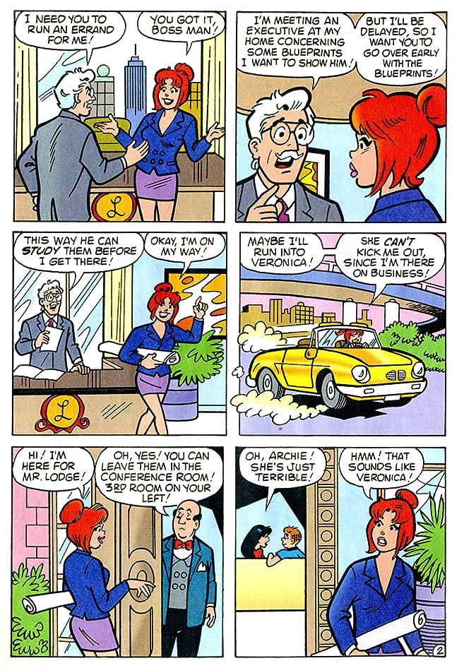 Cheryl Blossom: Get a Job #3 (of 3)