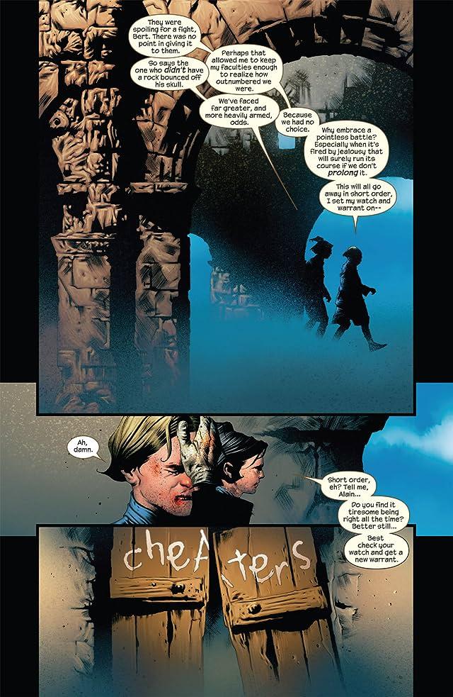 Dark Tower: Treachery #1 (of 6)
