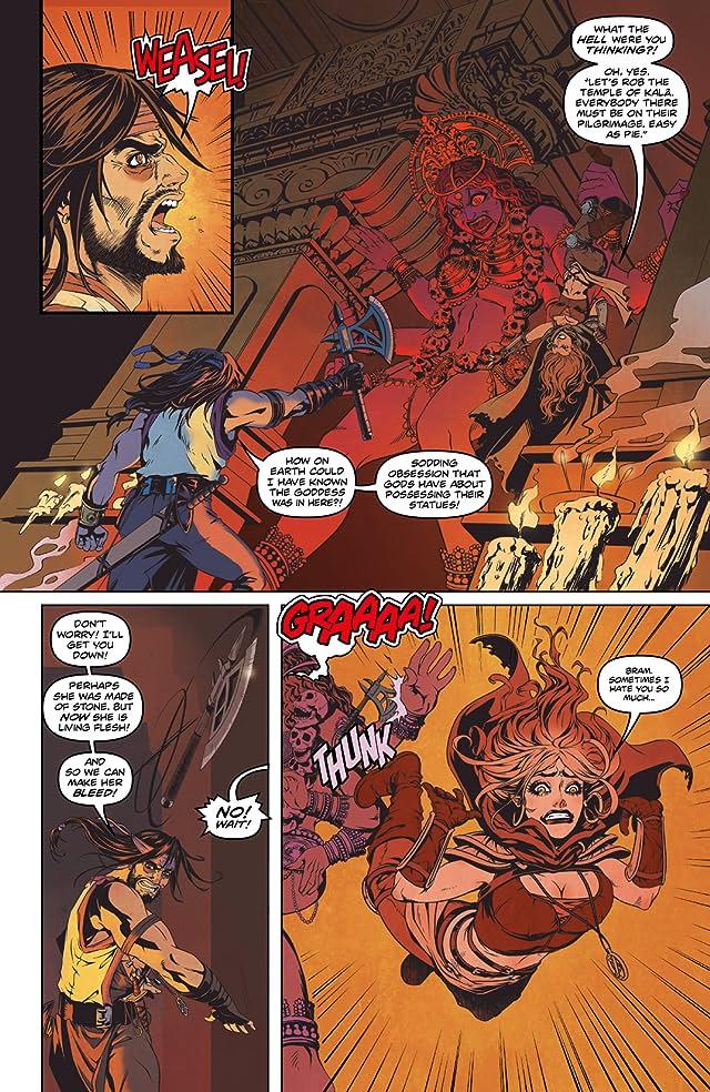 Rogues! Vol. 2 #1