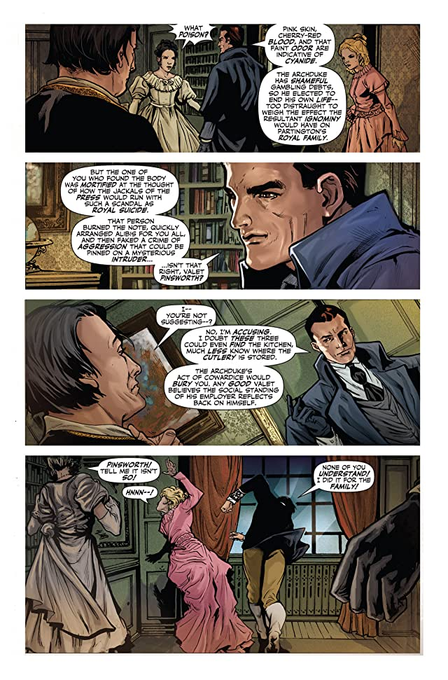 click for super-sized previews of Ruse #1