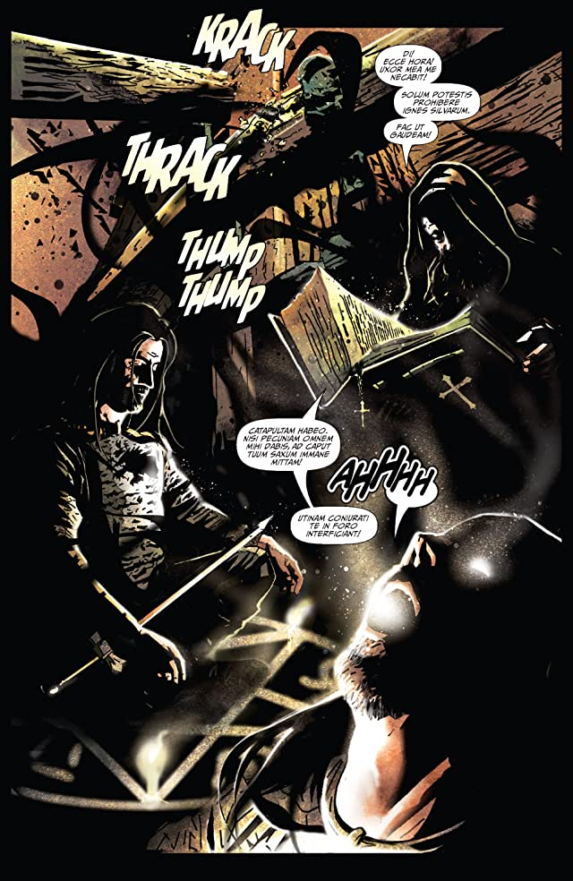 click for super-sized previews of Impaler Vol. 1 #1 (of 6)