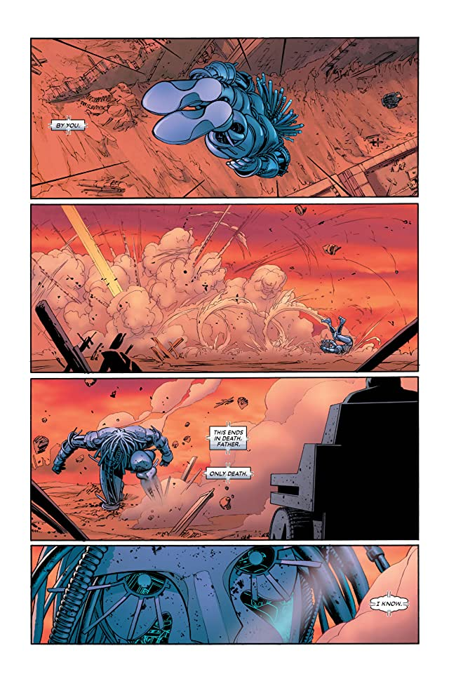click for super-sized previews of Astonishing X-Men (2004-2013) #11