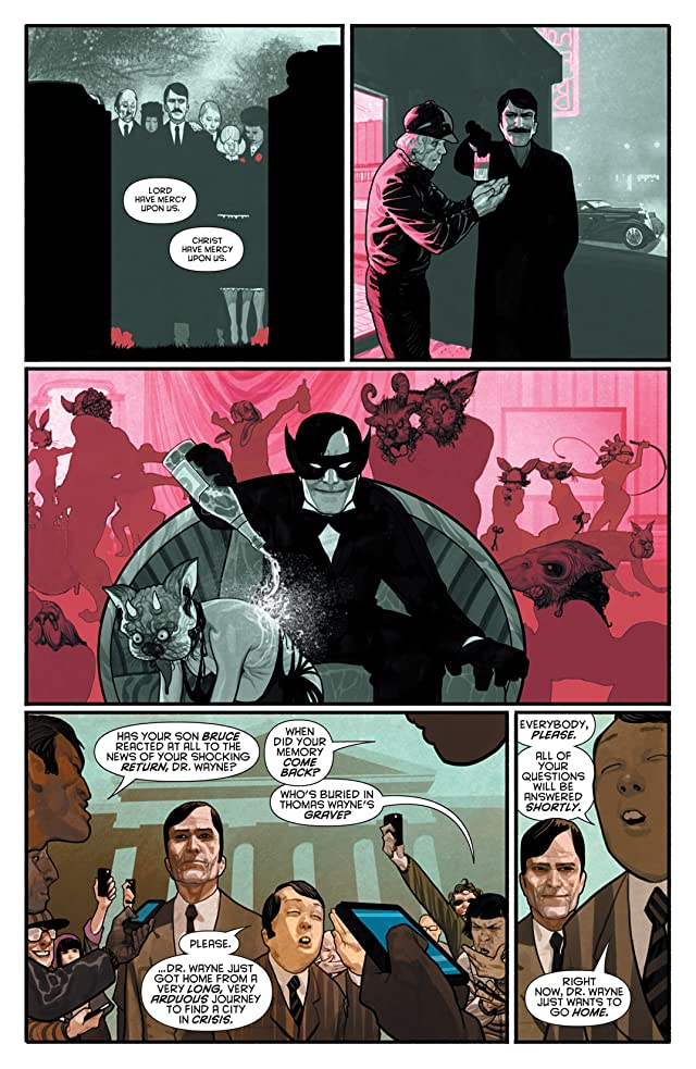click for super-sized previews of Batman and Robin (2009-2011) #13