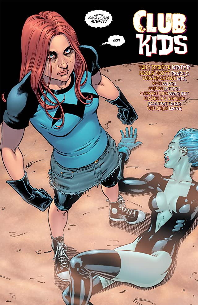 click for super-sized previews of Birds of Prey (1999-2009) #118