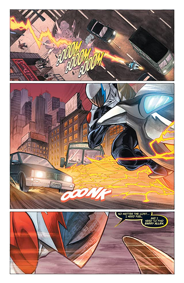 click for super-sized previews of The Flash (2010-2011) #9