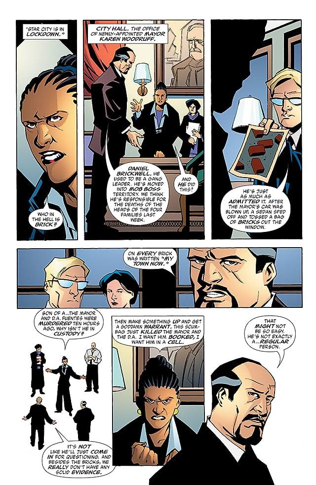 Green Arrow (2001-2007) #43