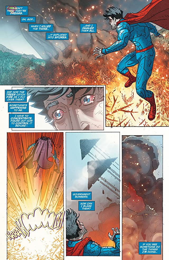 click for super-sized previews of Action Comics (2011-) #32