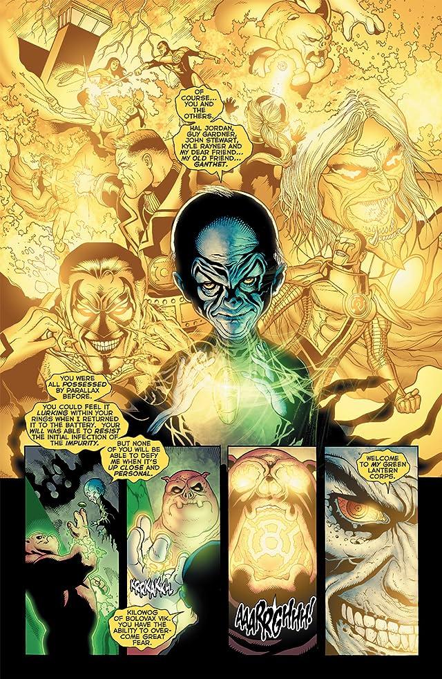 Green Lantern (2005-2011) #65