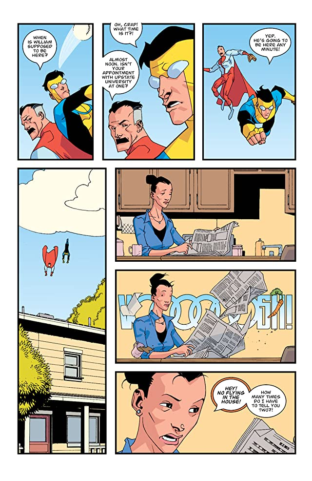 click for super-sized previews of Invincible #6