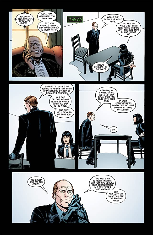 click for super-sized previews of Global Frequency #8