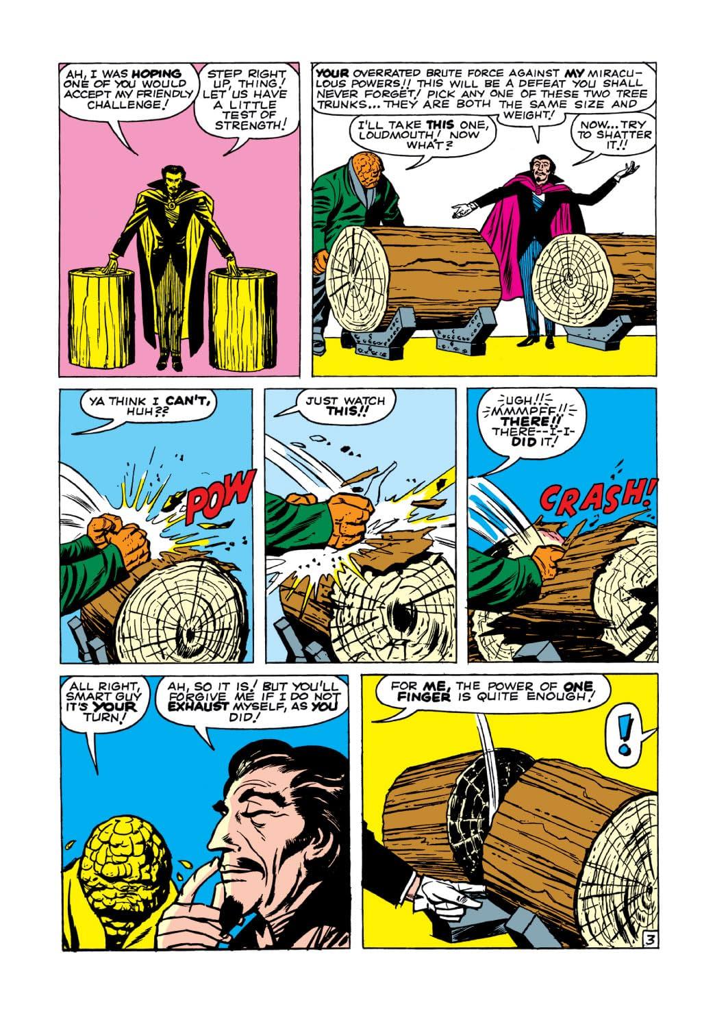 Fantastic Four (1961-1998) #3