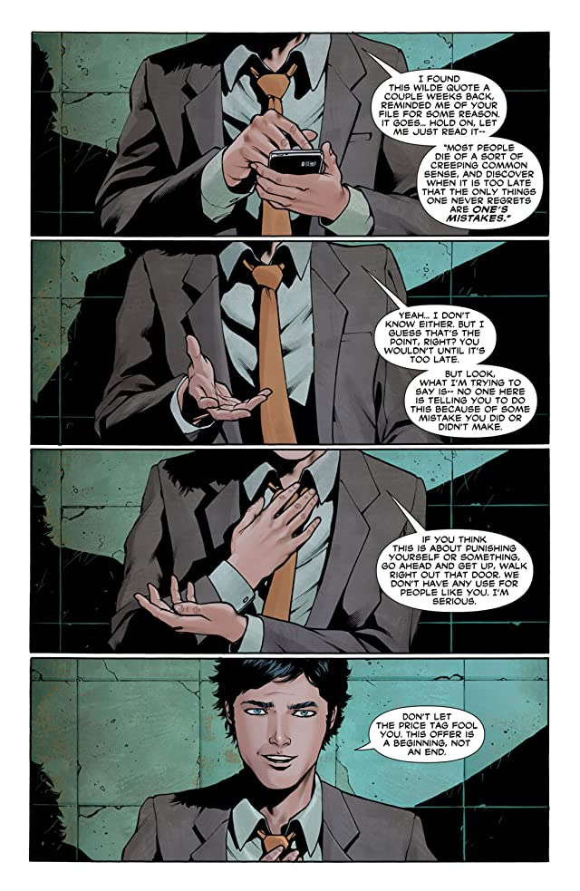 click for super-sized previews of THUNDER Agents #1