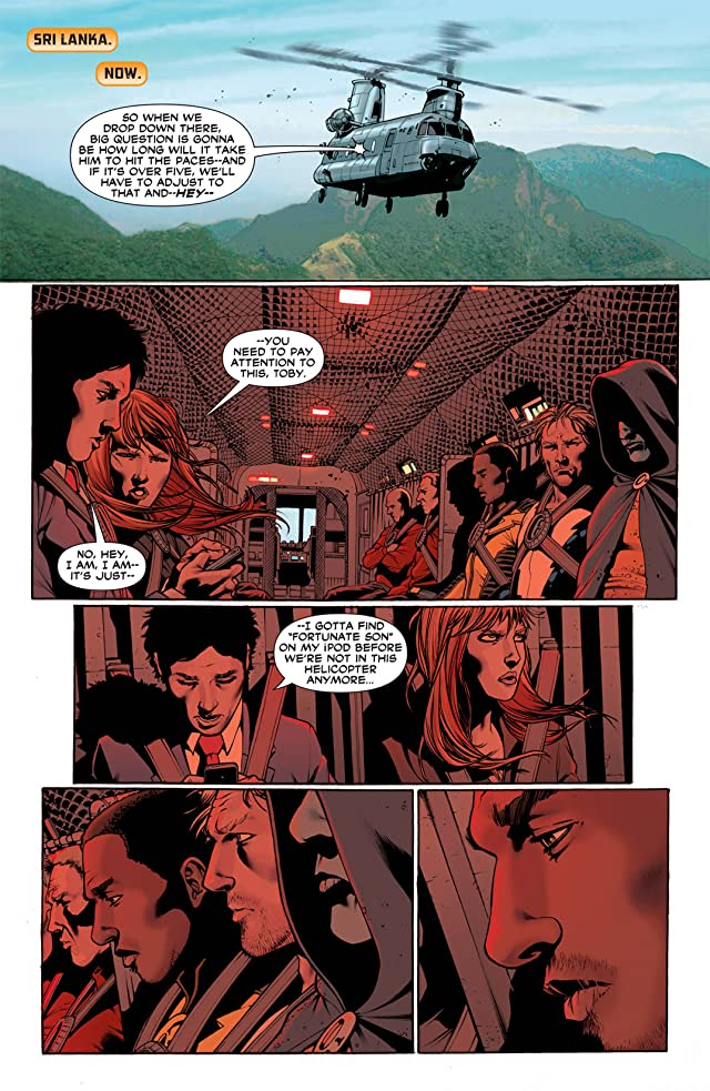 click for super-sized previews of THUNDER Agents #2