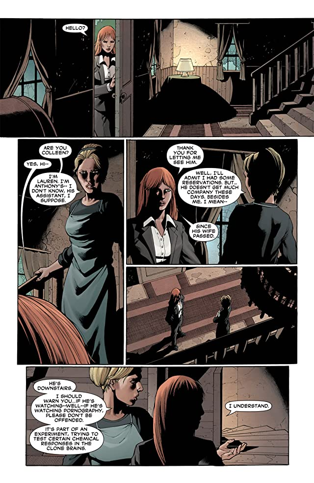click for super-sized previews of THUNDER Agents #3