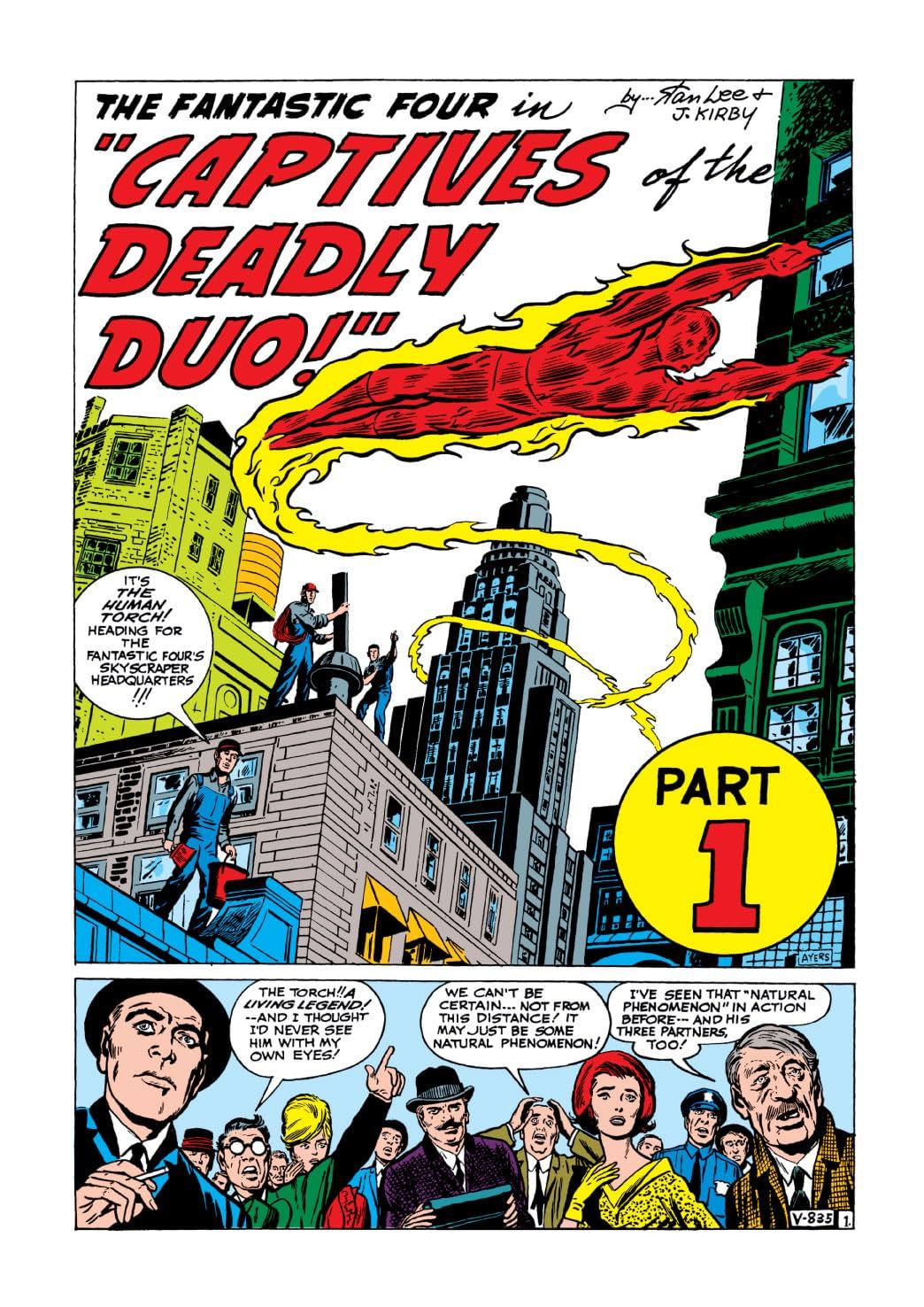 Fantastic Four (1961-1998) #6