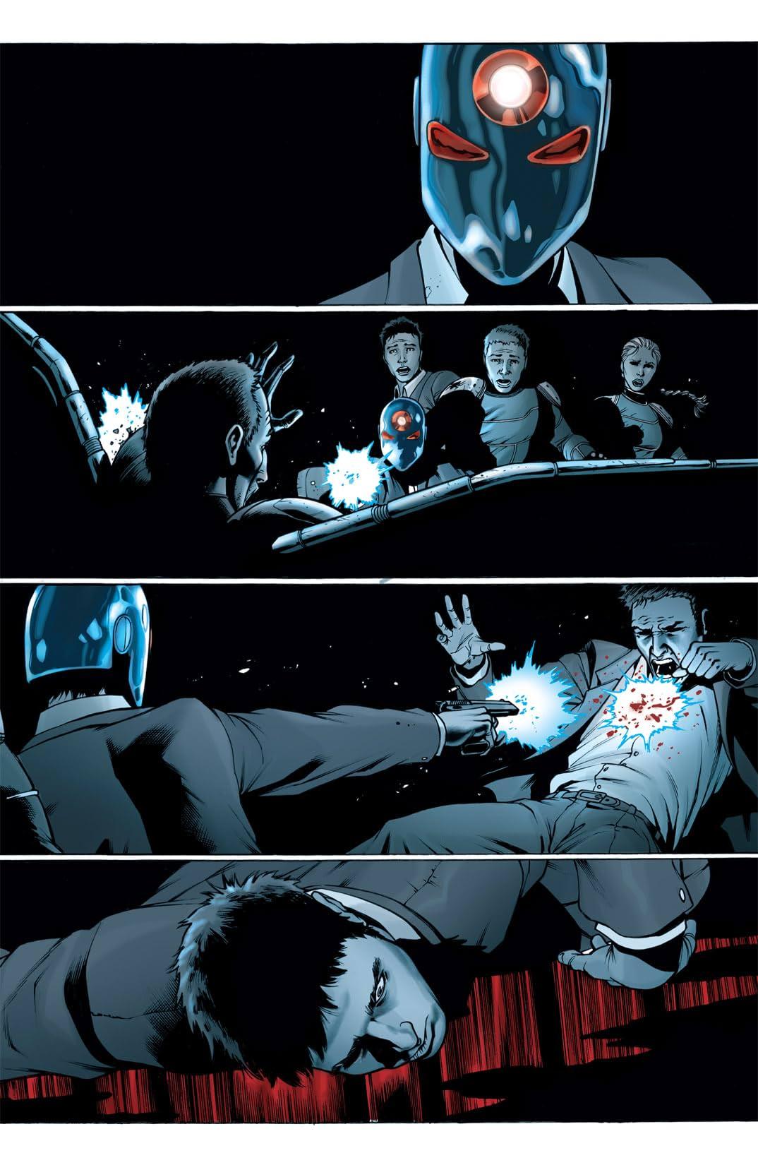 THUNDER Agents #6