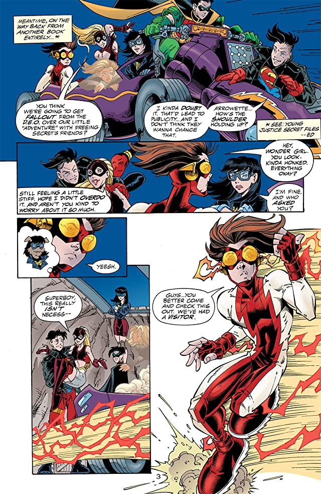 Young Justice (1998-2003) #5