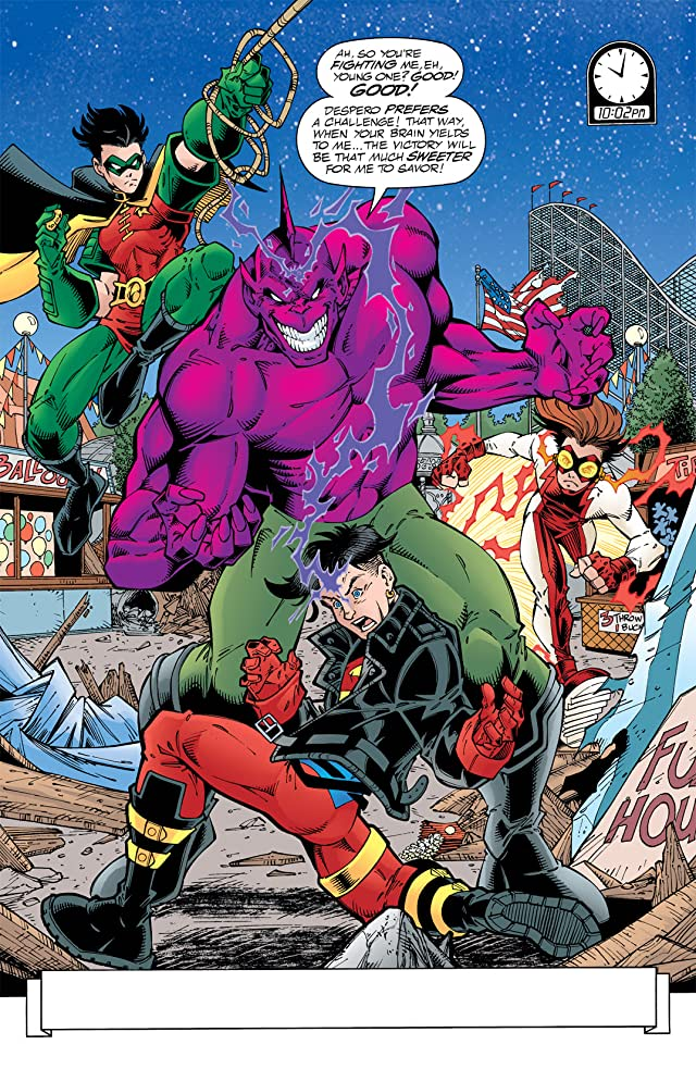 Young Justice (1998-2003) #6