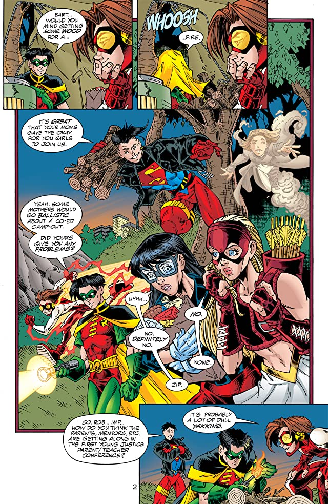 Young Justice (1998-2003) #7