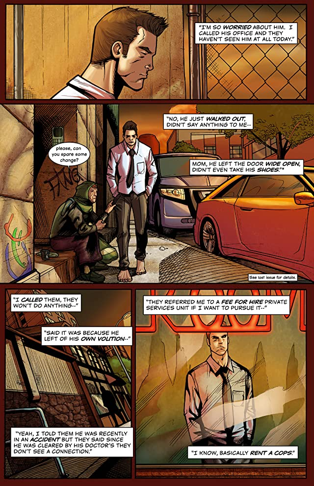 click for super-sized previews of The Threat #3