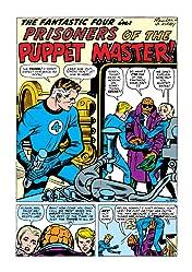 Fantastic Four (1961-1998) #8