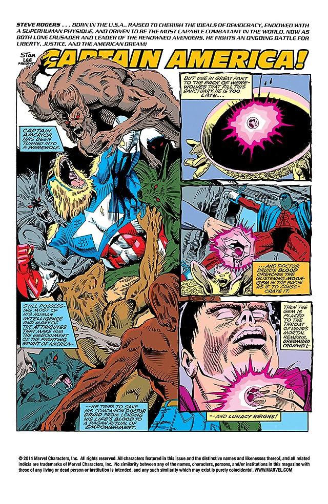 Captain America (1968-1996) #407