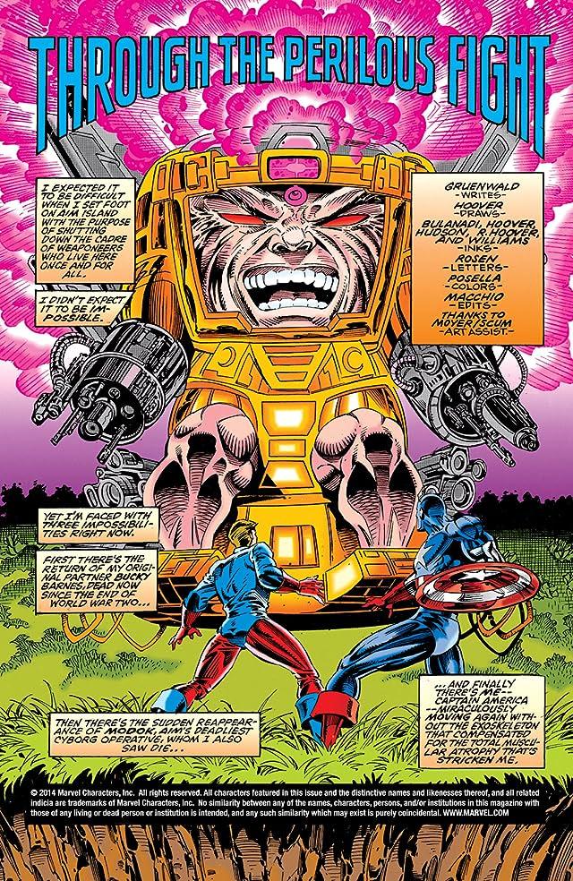 Captain America (1968-1996) #441