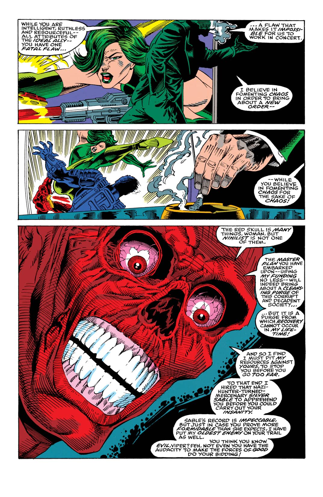 Captain America (1968-1996) #419