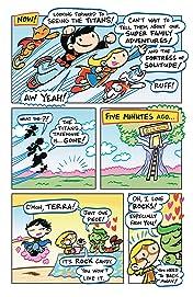 Tiny Titans: Return to the Treehouse #1
