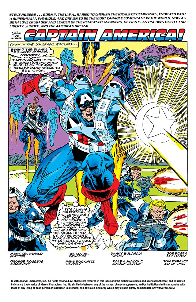 click for super-sized previews of Captain America (1968-1996) #420