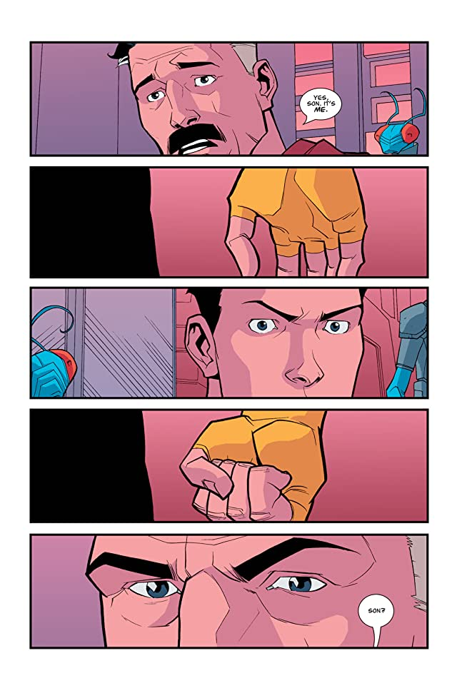click for super-sized previews of Invincible #26