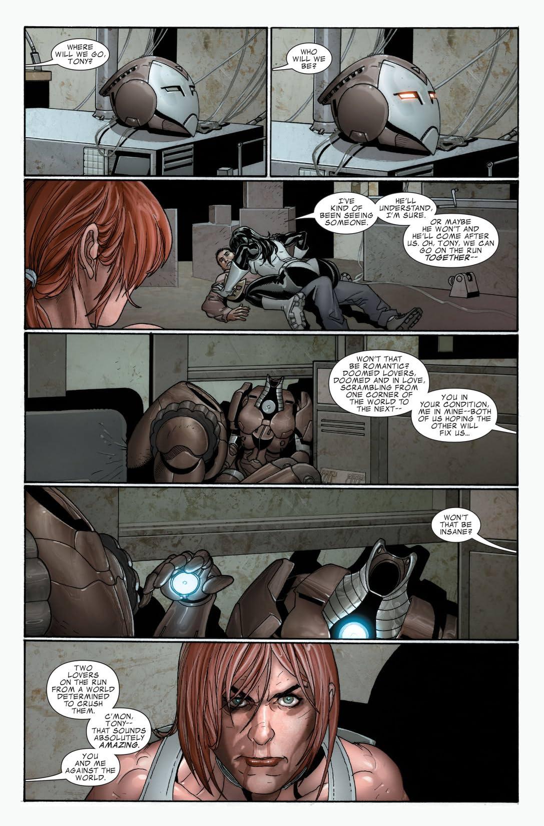 Invincible Iron Man (2008-2012) #16