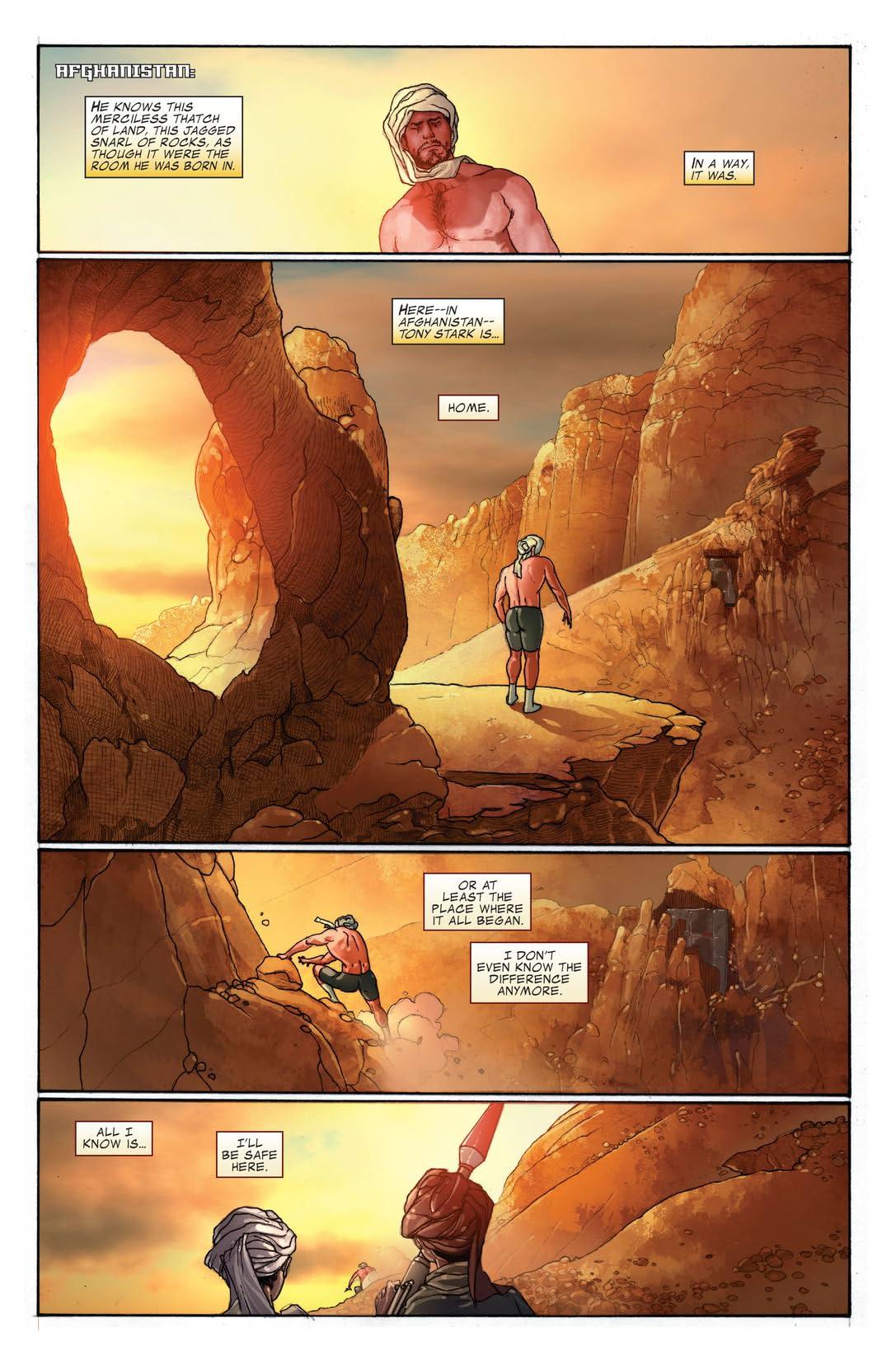 Invincible Iron Man (2008-2012) #18