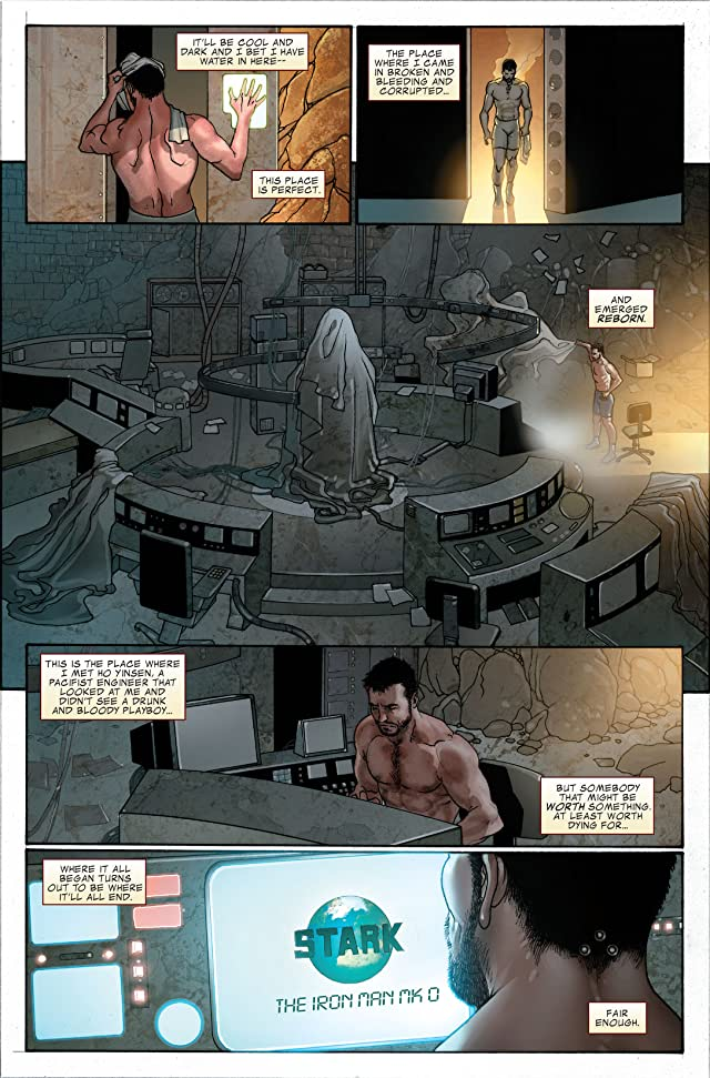 click for super-sized previews of Invincible Iron Man (2008-2012) #18