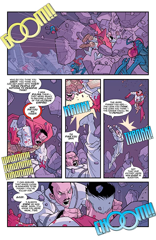 click for super-sized previews of Invincible #29