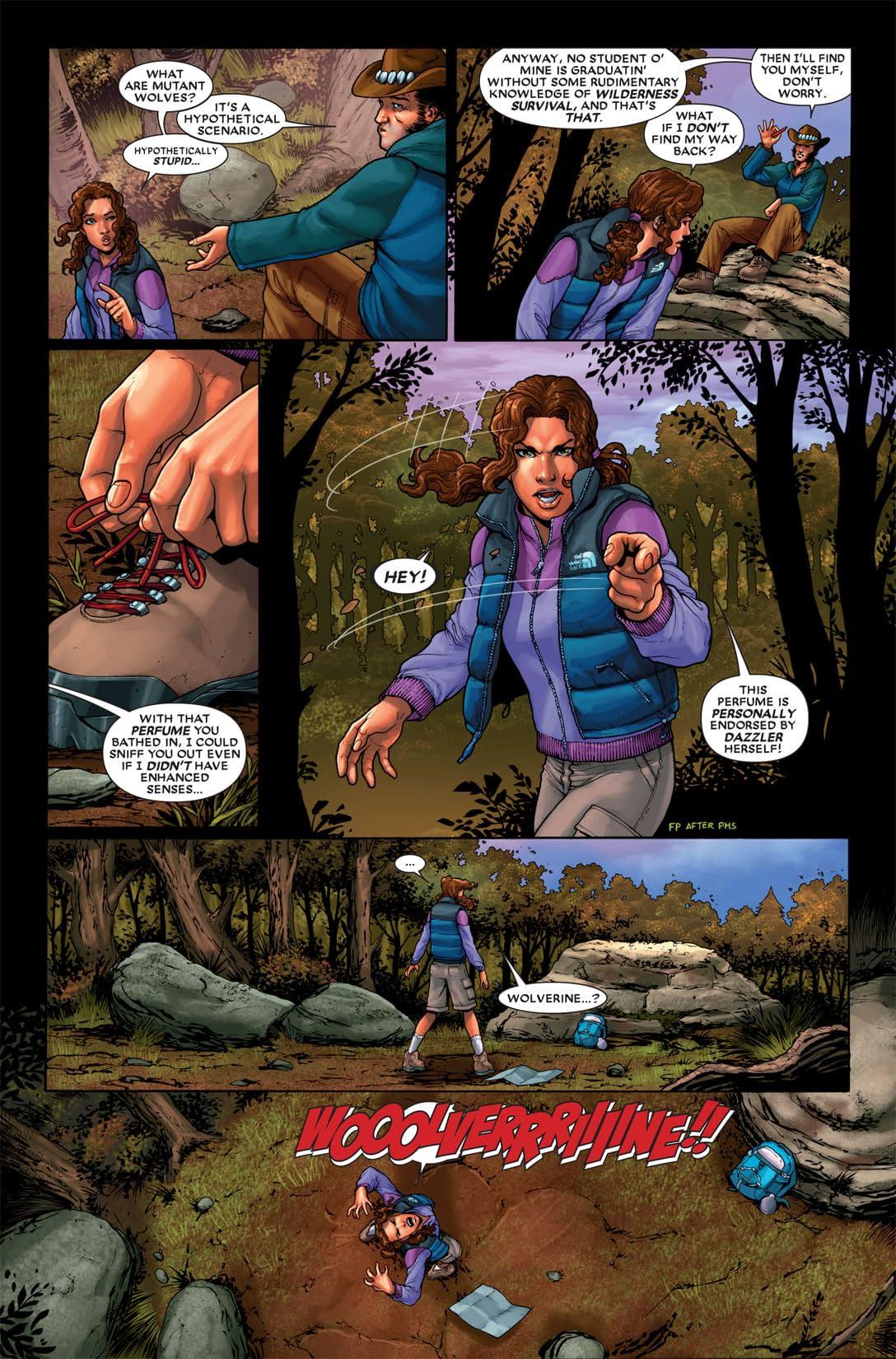 Wolverine: First Class #10