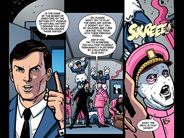 click for super-sized previews of Batman '66 Meets The Green Hornet #2
