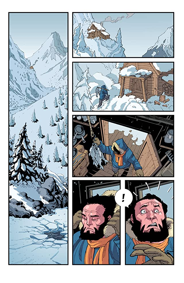click for super-sized previews of Invincible #46