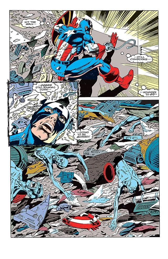 Captain America (1968-1996) #400