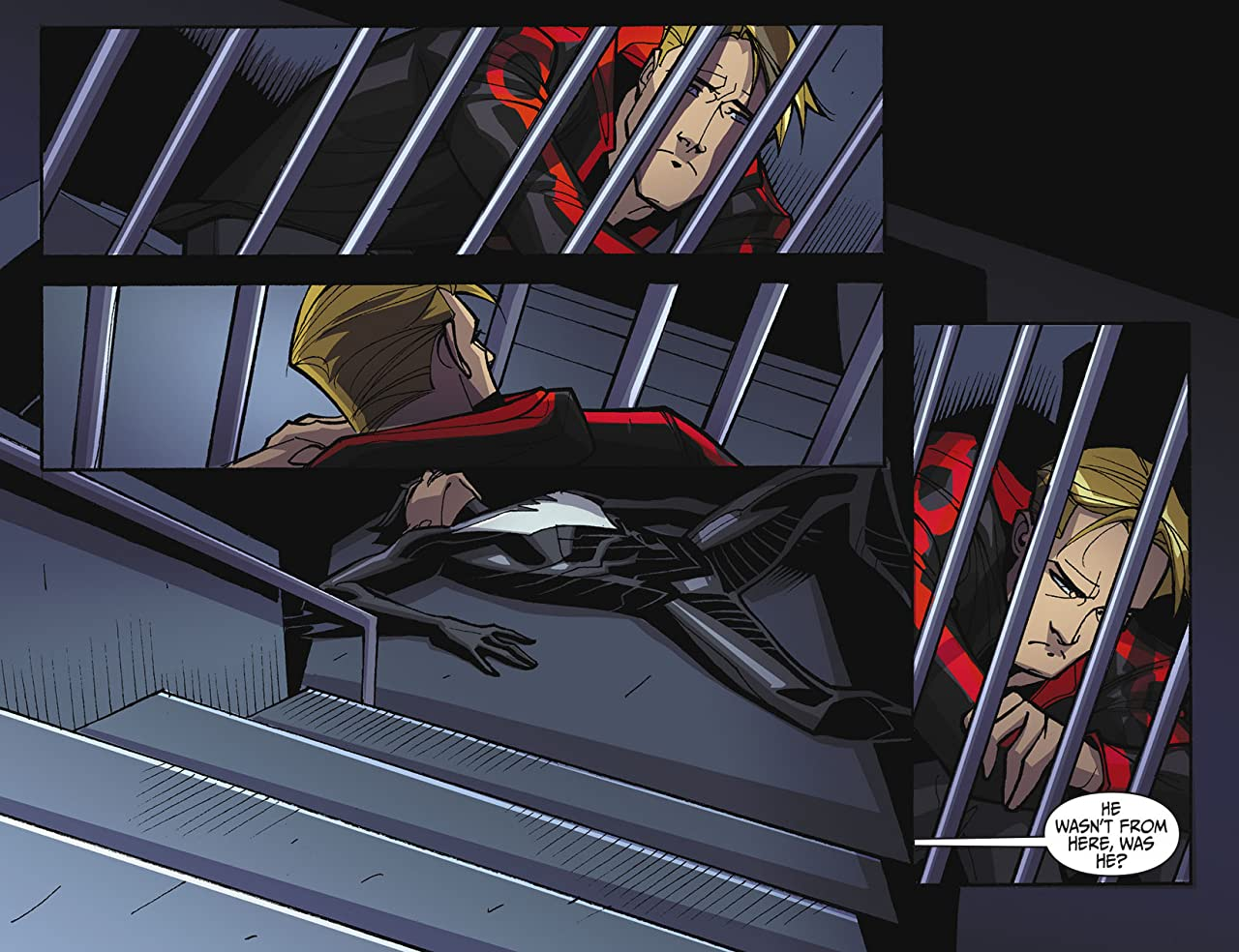 Batman Beyond 2.0 (2013-2014) #22