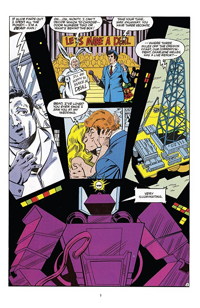 click for super-sized previews of Transformers: Classics #5