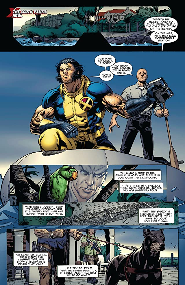 click for super-sized previews of X-Men: Legacy (2008-2012) #218