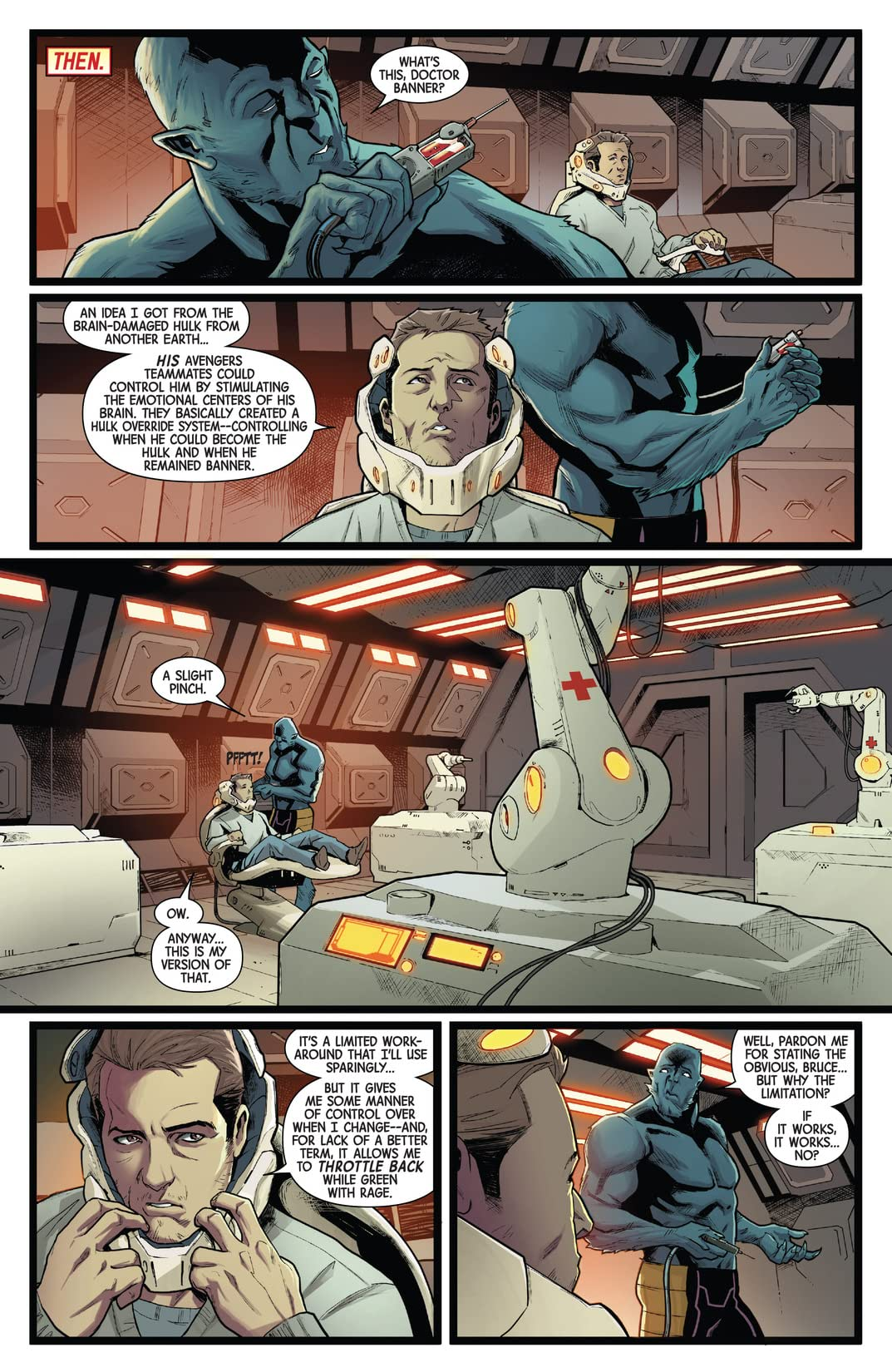 New Avengers (2013-2015) #19
