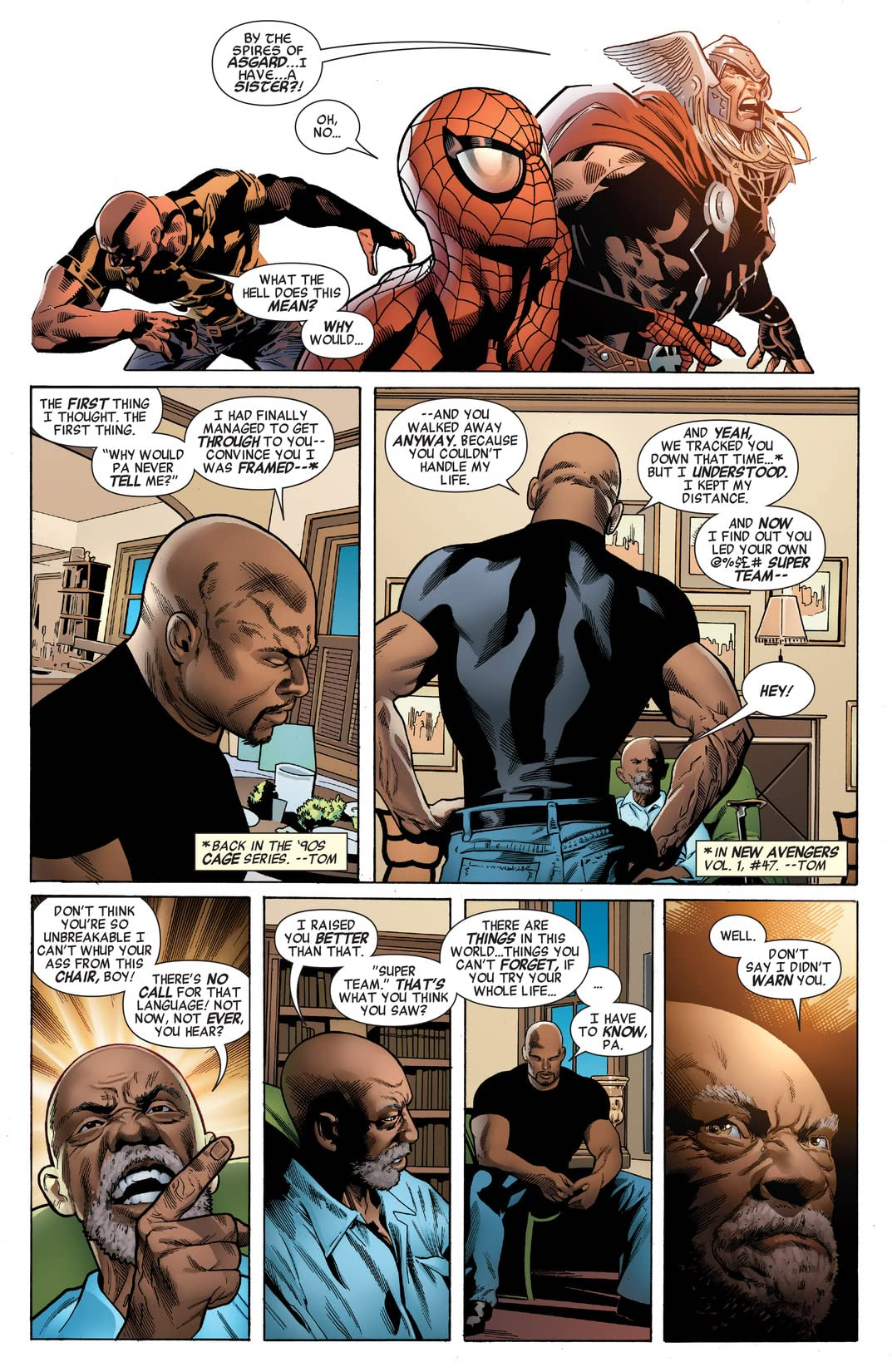 Mighty Avengers (2013-2014) #11