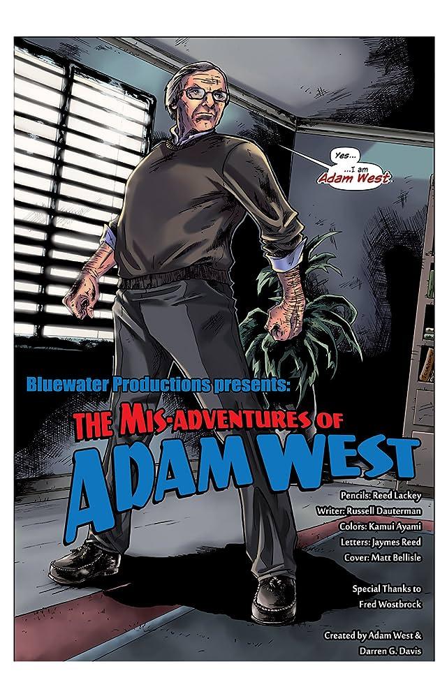 FCBD 2011 Misadventures of Adam West #1